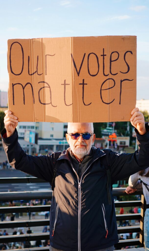 Out votes matter
