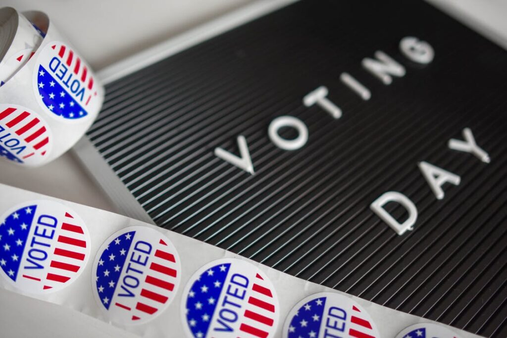 voting election day